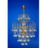 Брызги шампанского с короной 5-ламповая