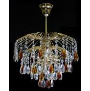 Брызги шампанского коричневый журавлик