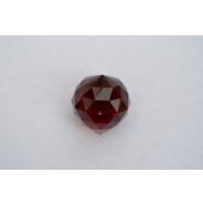 Хрустальный шар красный (40мм)