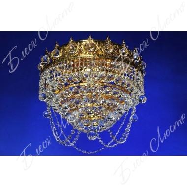 Потолочная люстра Султан-бронза